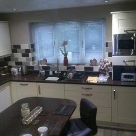 chase bedrooms and kitchens kitchen fitted for a customer